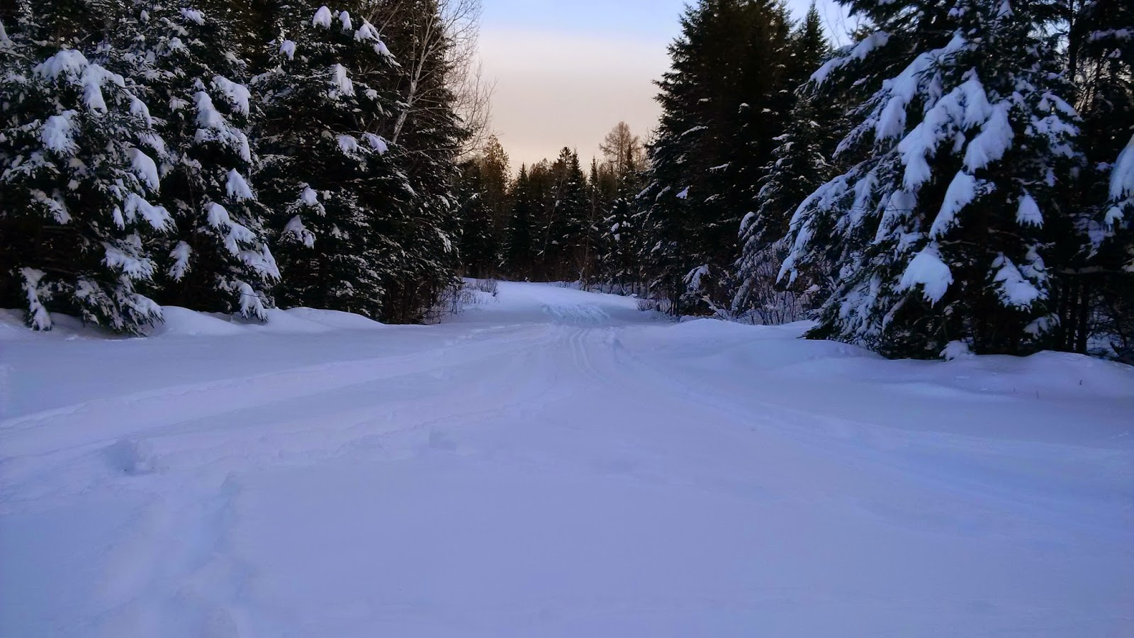Trails Groomed